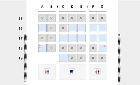 プラチナ座席a